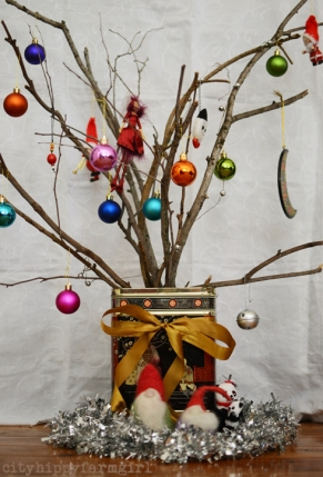 christmas sticks- cityhippyfarmgirl