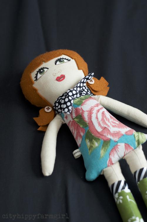a little vintage doll || cityhippyfarmgirl