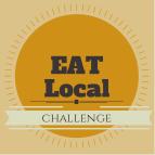 eat local challenge || cityhippyfarmgirl