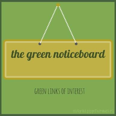the green noticeboard || cityhippyfarmgirl