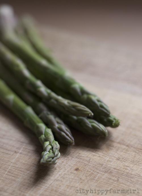 asparagus || cityhippyfarmgirl