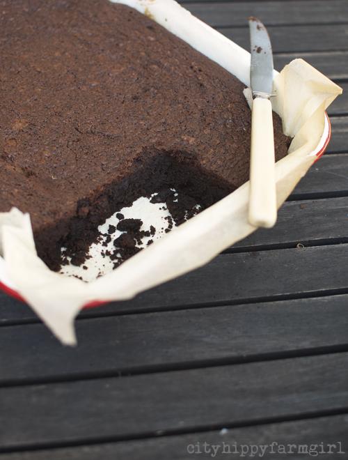 beetroot brownie || cityhippyfarmgirl