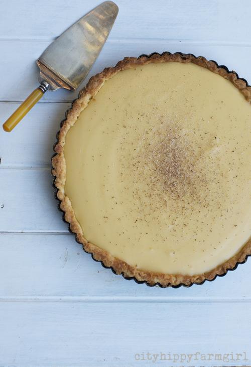 custard tart || cityhippyfarmgirl