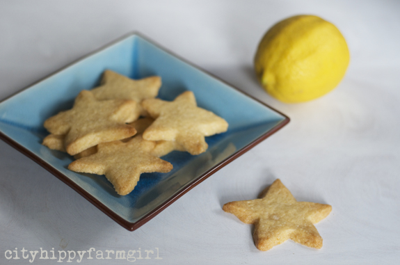 lemon and vanilla stars || cityhippyfarmgirl