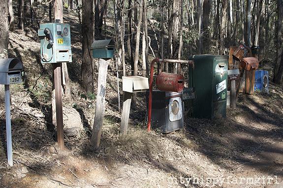 letterboxes || cityhippyfarmgirl