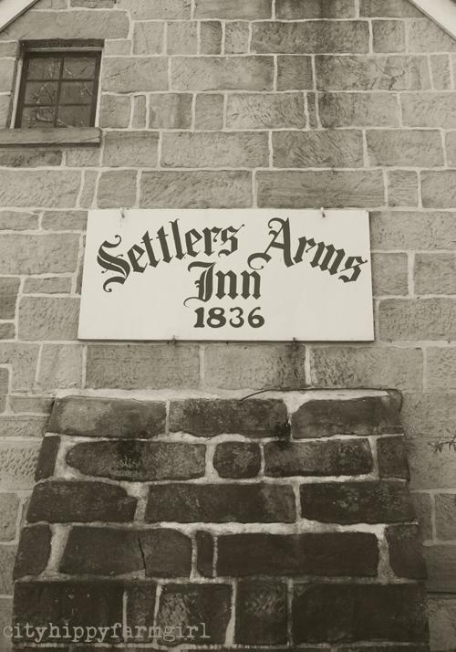 Settlers Arms || cityhippyfarmgirl
