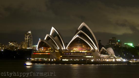opera house sydney || cityhippyfarmgirl