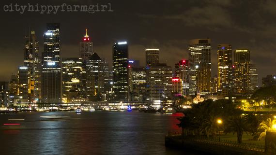 cityscape Sydney || cityhippyfarmgirl