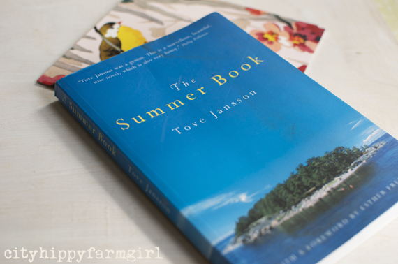 the summer book || cityhippyfarmgirl