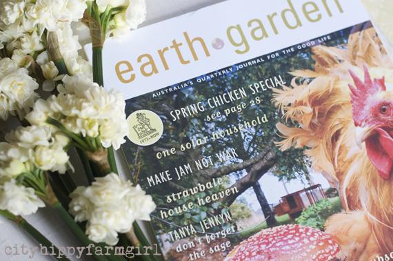 earth garden || cityhippyfarmgirl