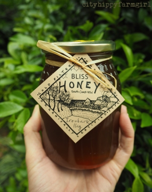 Bliss honey- south coast NSW || cityhippyfarmgirl