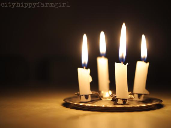 candles || cityhippyfarmgirl