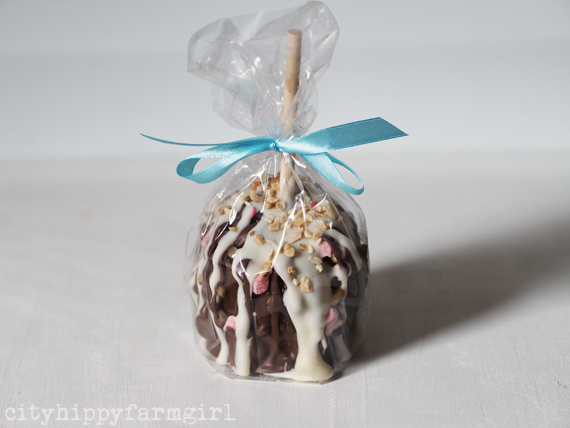 rocky road  apple || cityhippyfarmgirl