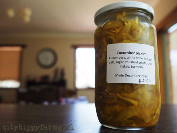 pickles || cityhippyfarmgirl