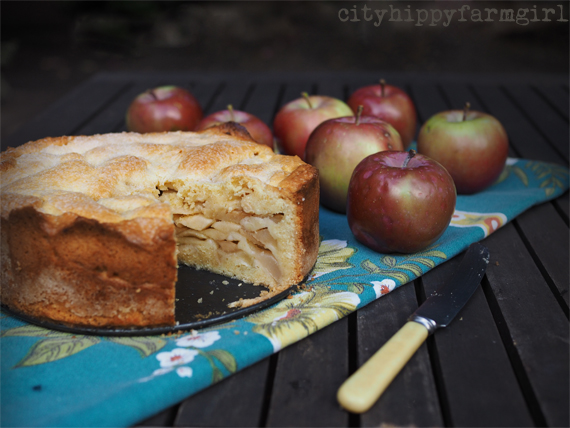 apple pie || cityhippyfarmgirl
