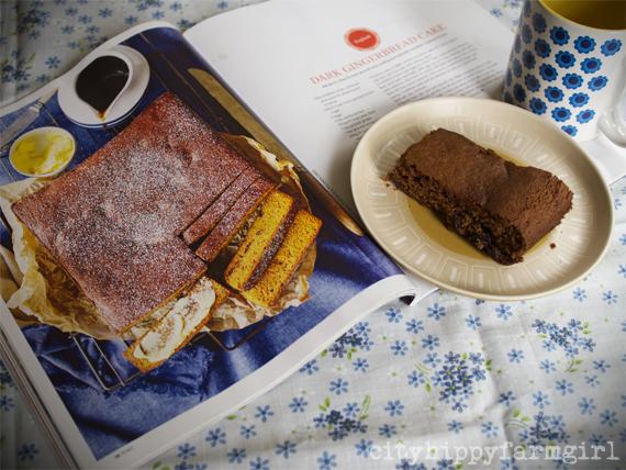 gingerbread Cake || cityhippyfarmgirl