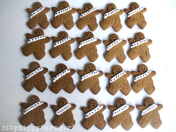 wookiee cookies || cityhippyfarmgirl.com