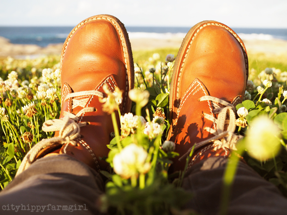 duck feet boots || cityhippyfarmgirl
