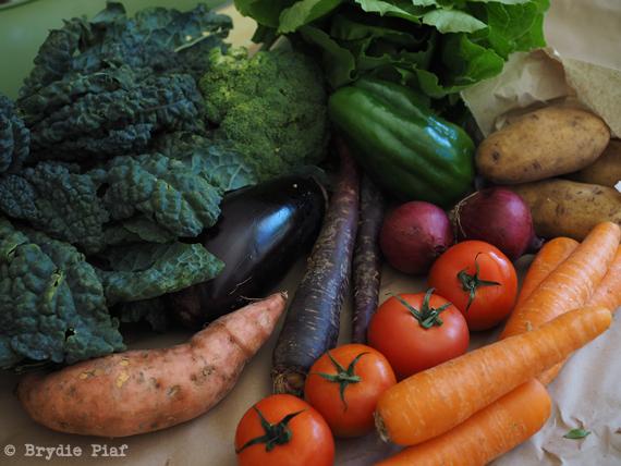 organic feast || cityhippyfarmgirl