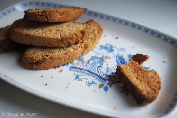 Nordic almond rusk || cityhippyfarmgirl