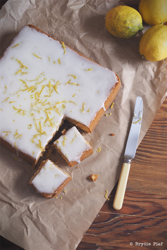 lemon and olive oil cake || cityhippyfarmgirl