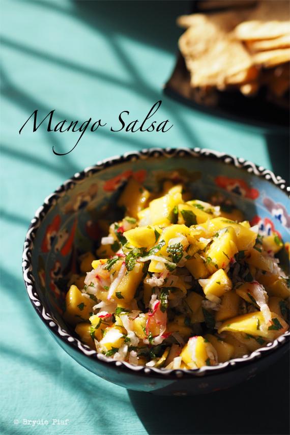 mango salsa || cityhippyfarmgirl